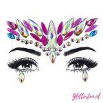 Candy floss – face gems