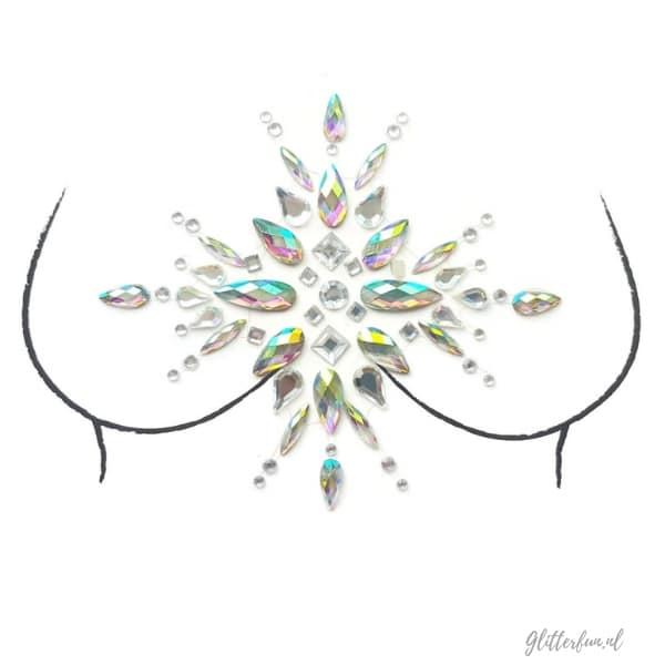 Shining star - body jewels