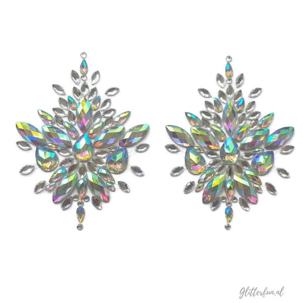 Unicorn Stars – 2 grote body gems
