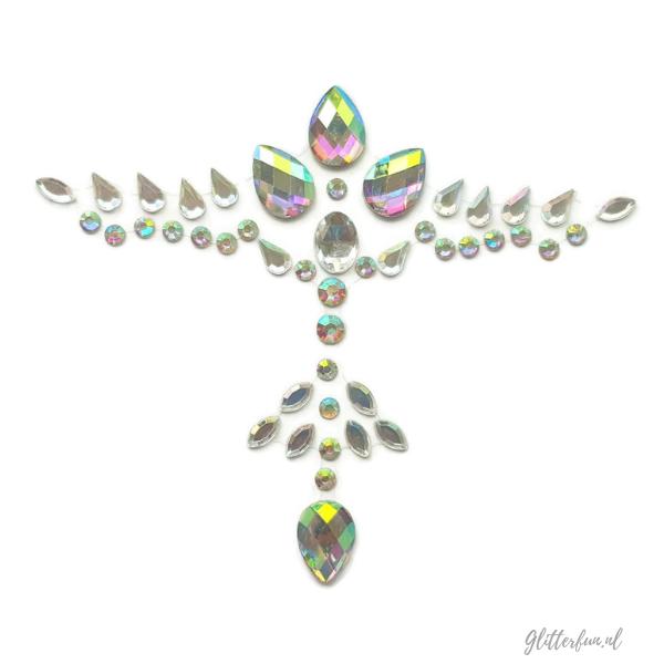 Silver linings – body gems
