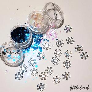 Frozen glitter