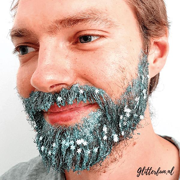 Frozen glitter - winter - glitterbaard