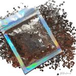 Champagne hexagon glitter – 1-3 mm