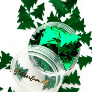 Kerstboom glitter