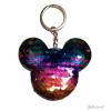 Disney Mickey Mouse sleutelhanger glitter