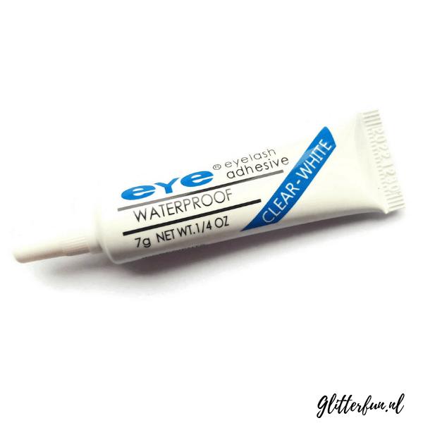 Tube wimperlijm - transparant - waterproof