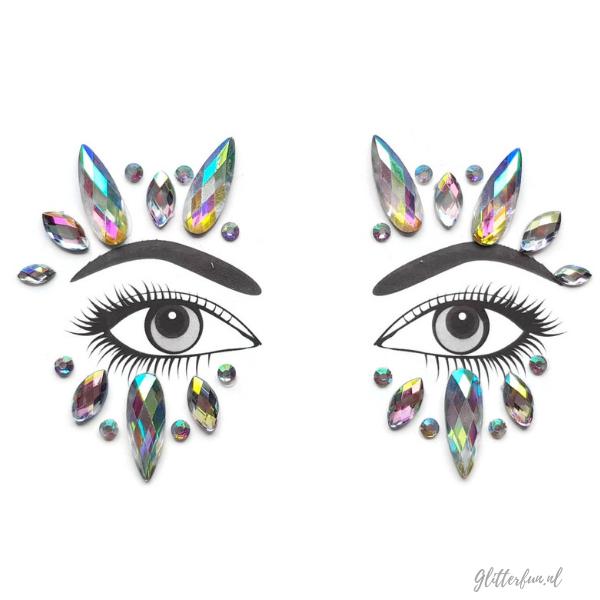 Beauty boost - losse steentjes glitter