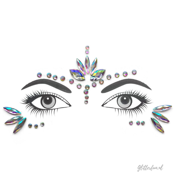 Sophisticated – face gems