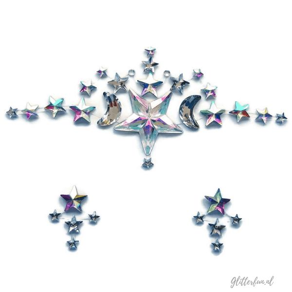 Starry heavens – plaksteentjes
