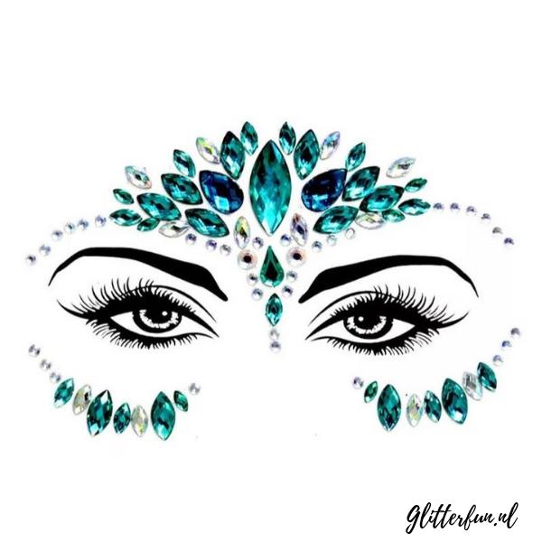 Jasmine – gezichtsticker