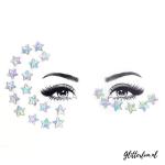 All stars – gezichtjuwelen