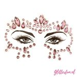 Pink vixen – gezichtsticker
